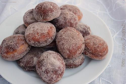 Bitter Orange Doughnuts 1