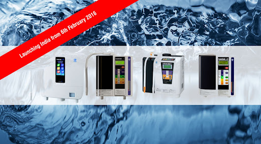 Products - Enagic India Kangen Water - Alkaline Ionized Water Ionizer