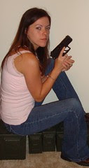 """new gun by still """"painted lady"""""""
