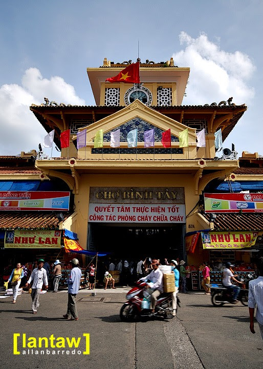 Binh Tay Market 1
