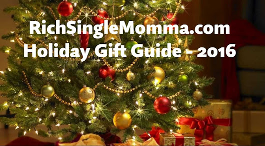 Affordable Last Minute Holiday Gifts for Everyone - Rich Single Momma