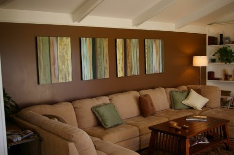 Decorating Of Chocolate Color Rooms Ideas For Interior