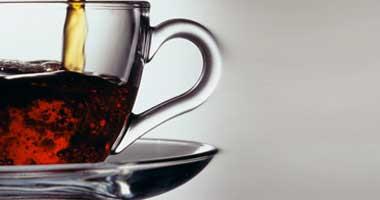 غلى الشاى يسبب آلام بالمعدة - صورة أرشيفية