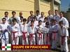 Karatê de Vinhedo termina em 6º lugar no geral de torneio em Piracicaba