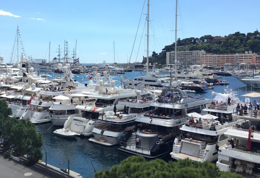 Chartering a yacht for the Monaco Grand Prix - Yacht Harbour