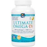 Ultimate Omega-D3 - 120 count - soft gels - lemon