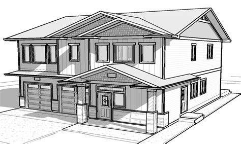 simple  house drawing simple house designs house