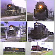 NORFOLK SOUTHERN 1980s, PART 15 & 16, Ohio Lines™ (from 1-West Productions™)
