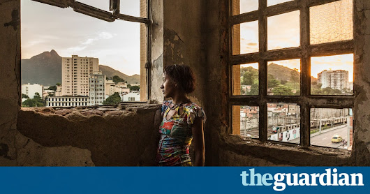 Women of the favela: life in the abandoned buildings of Rio – in pictures | Global development | The Guardian