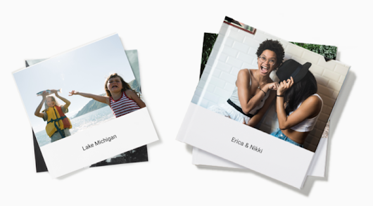 Google's new photo books are already live in the Photos app for some