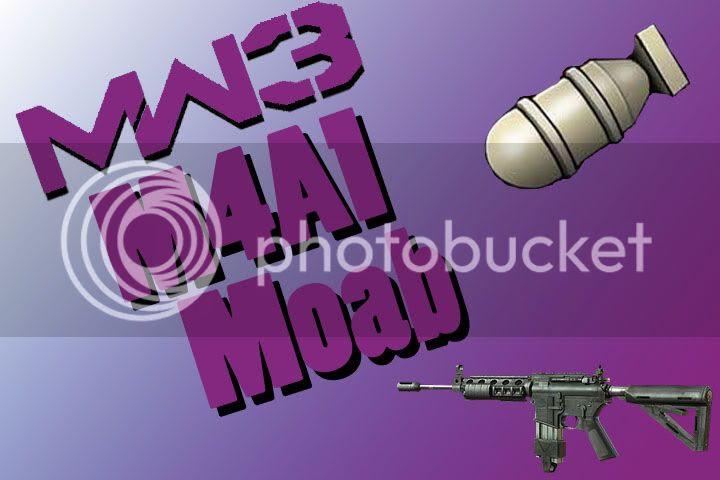 M4A1 Moab