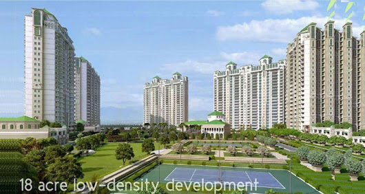 ATS Allure Noida Provides You With A Reflection of Modern Living