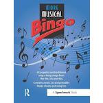 More Musical Bingo (UK, Hardback)