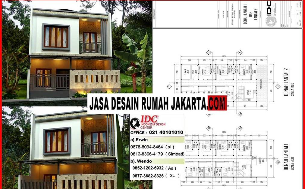 Info Penting 30 Model Desain Rumah Ukuran 7x16