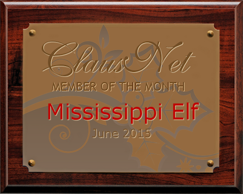 Featured ClausNet Member Of The Month - June 2015 - Featured ClausNet Members