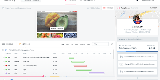 Dev Tools by FullStory - Product Hunt