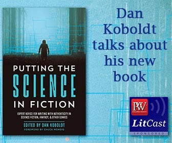 PW LitCast: A Conversation with Dan Koboldt