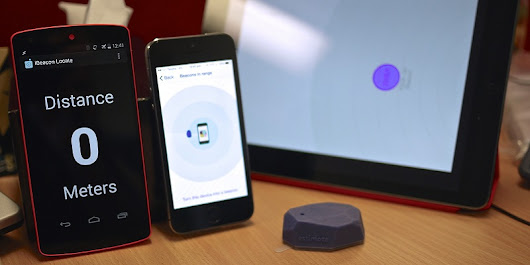 Notifiche push con i beacon | Beekon