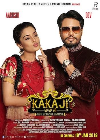 Kaka Ji – Son Of Royal Sardar 2019 Punjabi 720p HDRip 950MB
