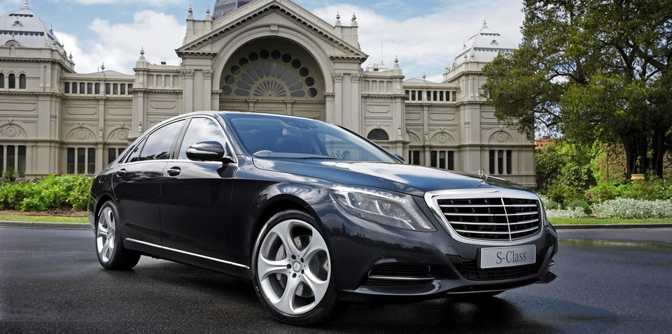 2014 Mercedes-Benz S-Class unveiled in Melbourne