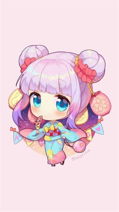 chibi ideas  pinterest anime chibi cute