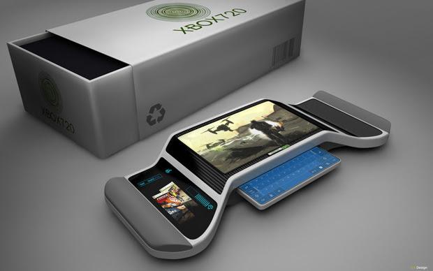 Novo Xbox, seria assim?  (Foto: Reprodução)