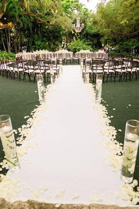 10 décors de cérémonie de mariage qui font rêver   Mariage.com
