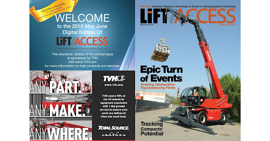 Lift and Access May June 2018