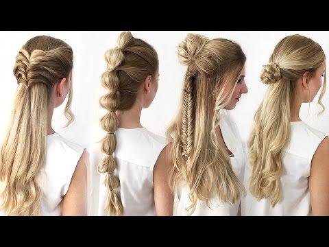 Frisuren Für Lange Haare Selber Machen Flaconi
