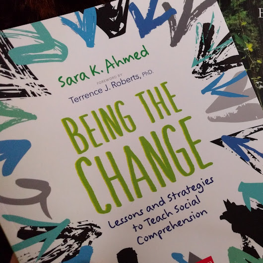 Being the Change #cyberPD Ch. 1-2