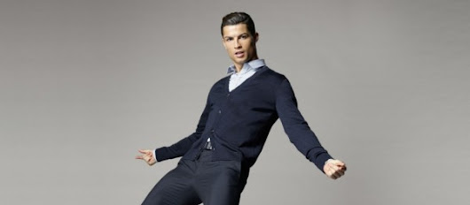 Cristiano Ronaldo launches luxury formal footwear range