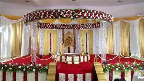 Crystal Stage Decoration in Trivandrum   RDR Auditorium