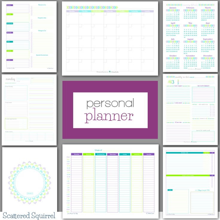 1000+ ideas about Work Planner on Pinterest   Printable planner ...