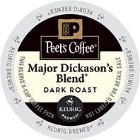 Peet's Major Dickason's Keurig®  K-Cup®  coffee