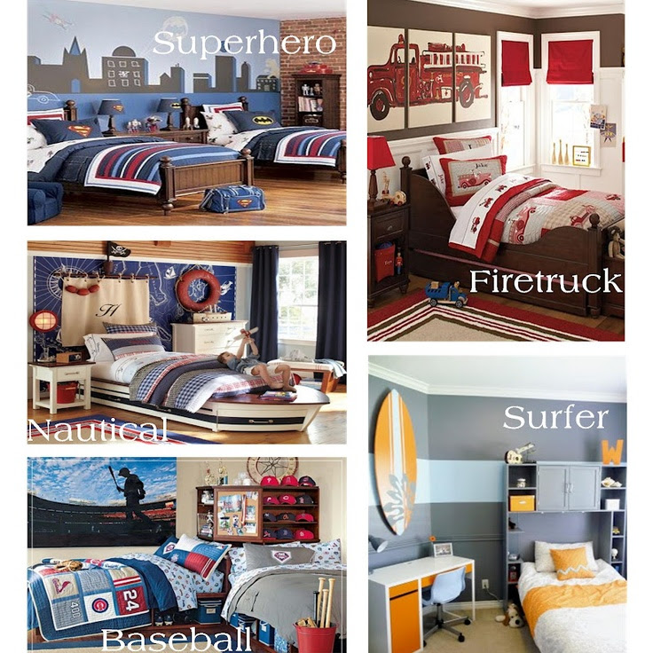 Image detail for -... bedroom superhero room and firetruck room by pottery barn kids though
