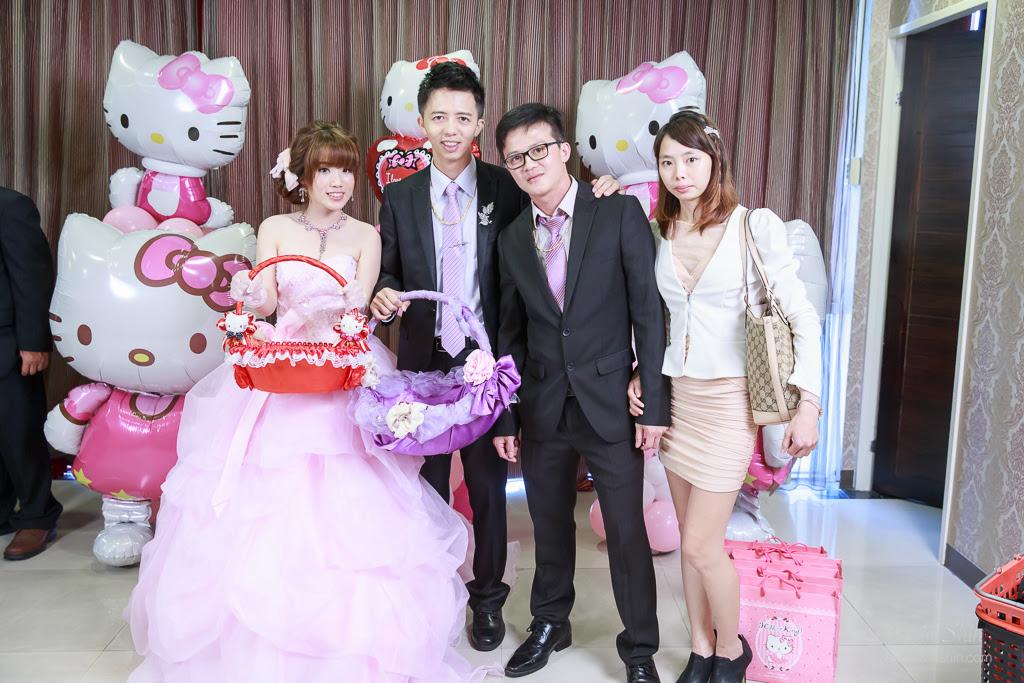 Hello Kitty主題婚禮