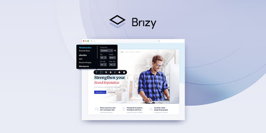 [Review + Discount Giveaway] Brizy Page Builder - Is It the Best Elementor Alternative Out There? - eWebDesign