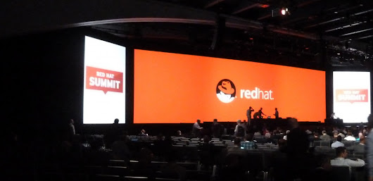Day 1: DevNation and the keynotes of Red Hat Summit | Clément Pinchedez