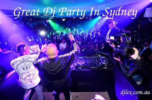 Tips to Organize a Great Party DJ in Sydney