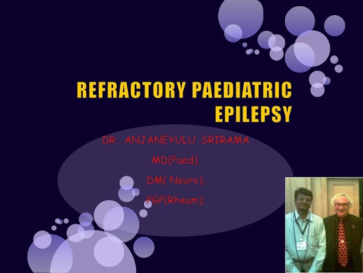 Refractory pediatric epilepsy ,Management