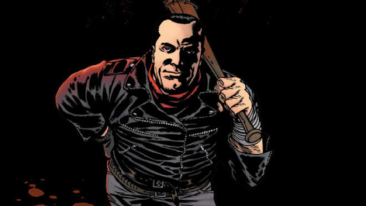 The Walking Dead Comic Is Finally Revealing Negan's Backstory