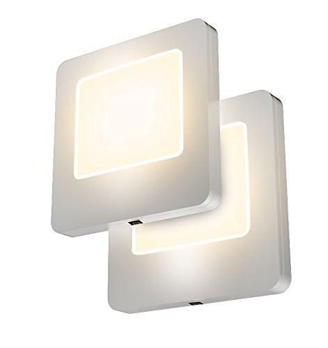 Led Night Light With Dusk To Dawn Sensor Emotionlite Hallway Night