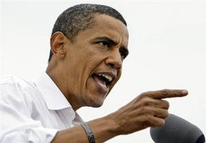 barack obama angry picture3774 Obama Goes After Whistleblowers With a Vengeance