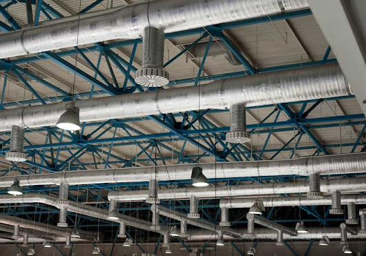 Benefits to a Clean Office Ventilation System - Dr. Duct