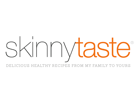 Skinnytaste | Delicious Healthy Recipes from My Family to Yours.