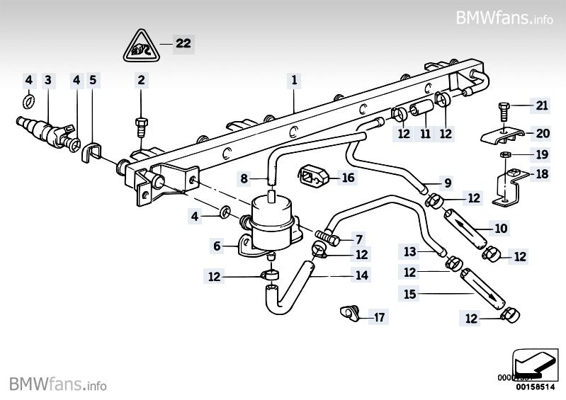 32 Fuel Pressure Regulator Vacuum Line Diagram
