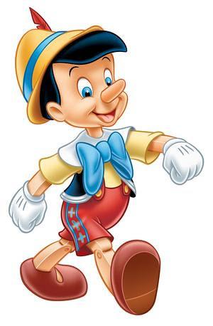 March 3 - Pinocchio 1