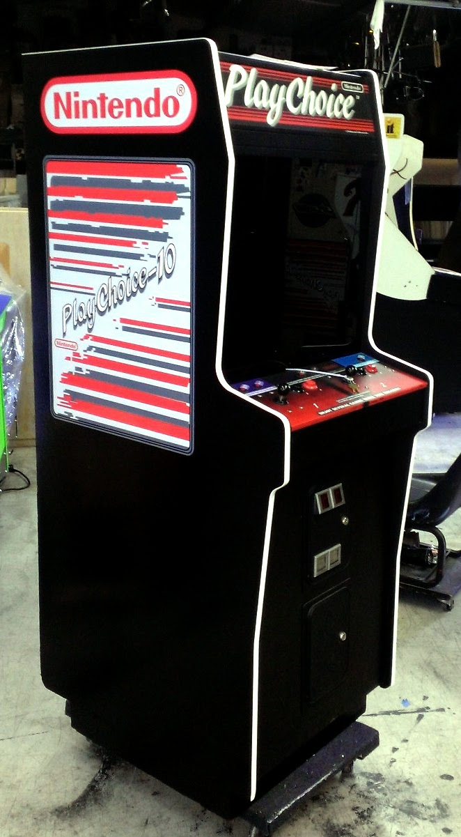 Used Arcade Cabinet - Homebase Wallpaper