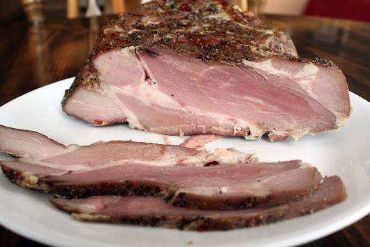 Making Your Own Cottage Bacon