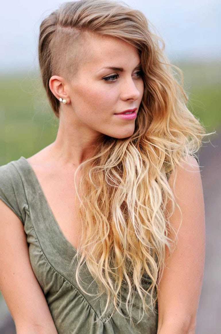 25 Undercut Hairstyle For Women Feed Inspiration